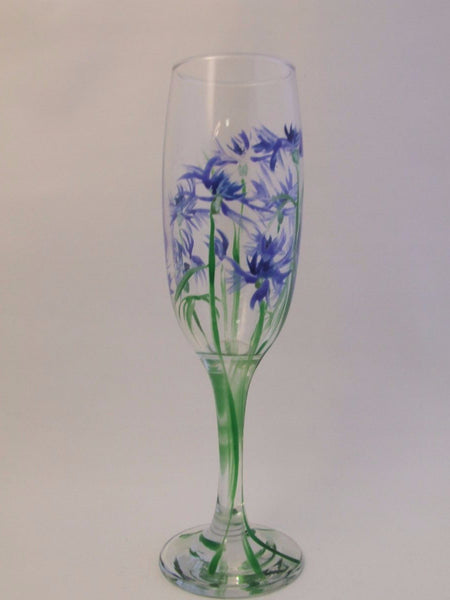 cornflower glasses