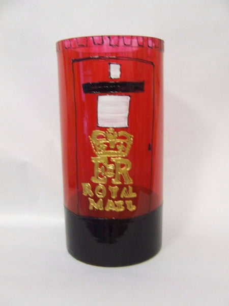 iconic british images post box