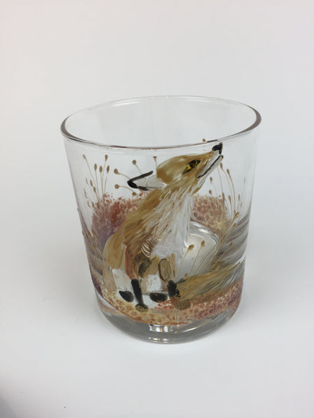 spirit glass fox
