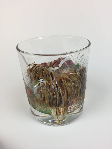 spirit glass highland cattle