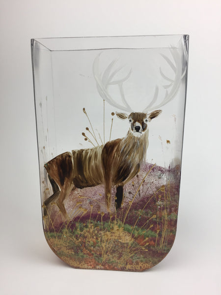 glass tank - stag