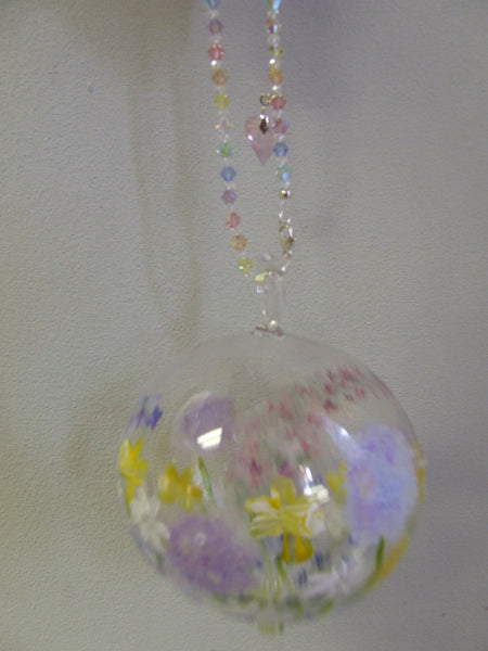 bauble and bracelet (spring)