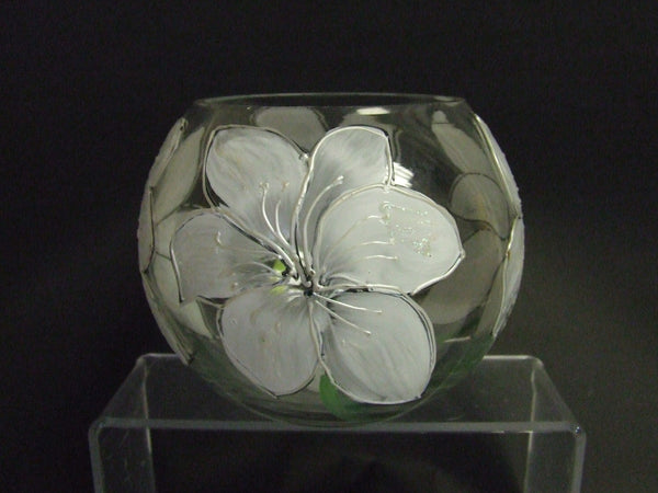 lily candle globe 11cm