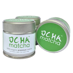 Matcha tea benefits - Ocha Matcha premium matcha green tea