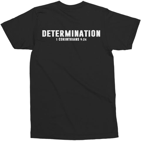 Men's Black LTG Determination Tee