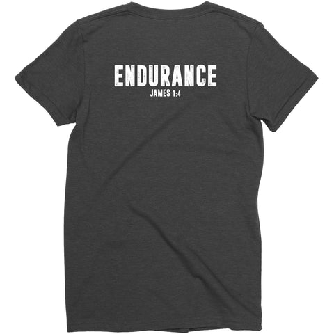 Women's Black LTG Endurance Tee