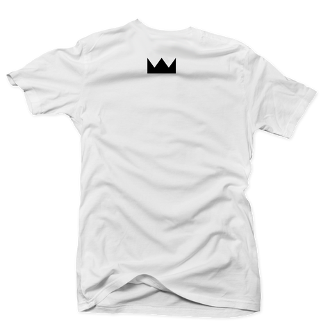 GOD IS IN MY DNA T-Shirt (White/Black)