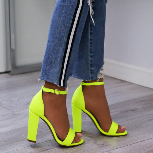 TIA NEON YELLOW