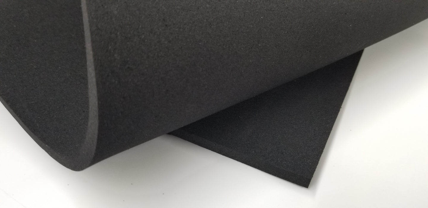 Neoprene Sponge-Foam Rubber, Closed Cell - Sheets