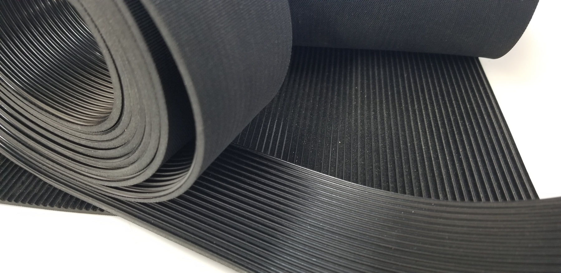 V-Groove Corrugated Matting | Rubber Runner Matting