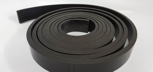 Neoprene Rubber Strips 60A Medium Hardness