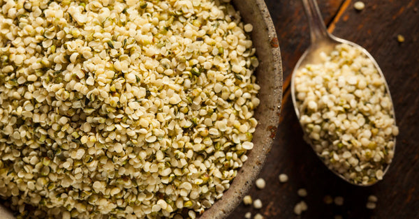 THE 4 BENEFITS OF HEMP SEED OIL