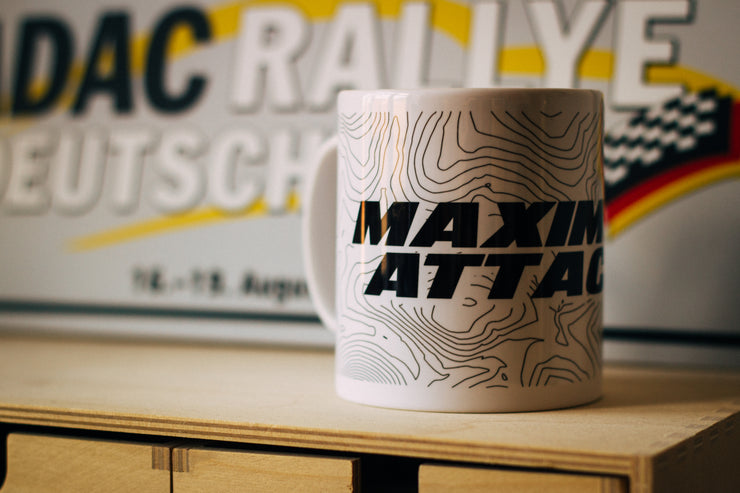 Maximum attack mug