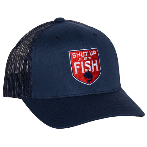 Shut Up & Fish Hat