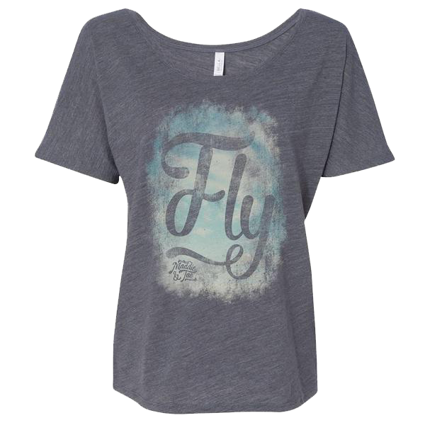 Fly Ladies' Scoop T-Shirt