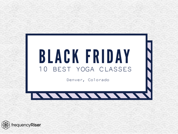 black friday yoga classes denver co