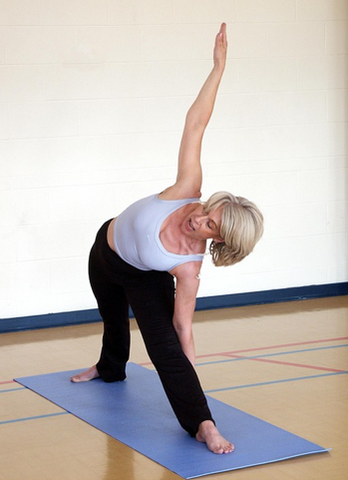 frequencyRiser Yoga for Seniors