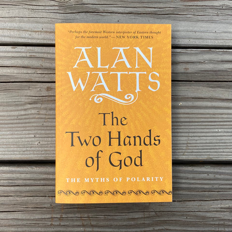 The Two Hands of God by Alan Watts available from frequencyRiser