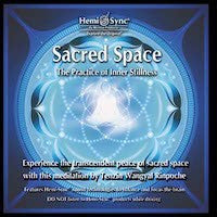 Mind Food Sacred Space: The Practice of Inner Stillness CD