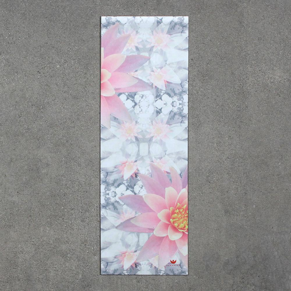 Blooming Lotus Yoga Mat Allowing Your True Self To Bloom On The Mat Frequencyriser