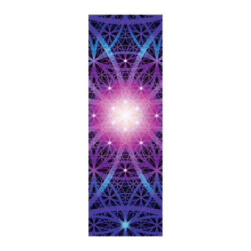 1cb63800b4aee Flower of Life Yoga Mat | Growing and Blooming on your yoga mat ...