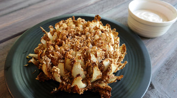 Spicy Blooming Onion
