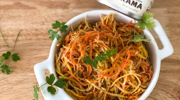 Normand Carrot Salad