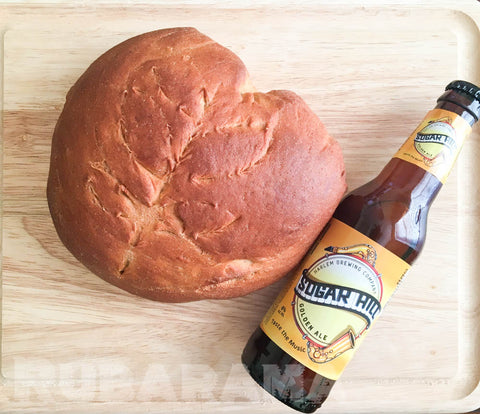 Rubarama's Better Beer Bread