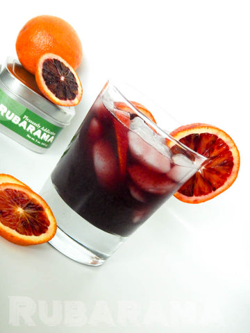 Rubarama's Blood Orange Sangria