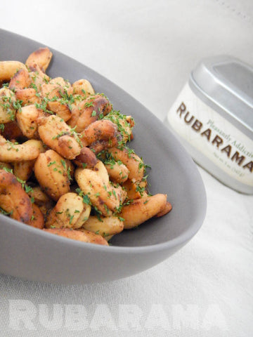 Rubarama's Rubbed Nuts