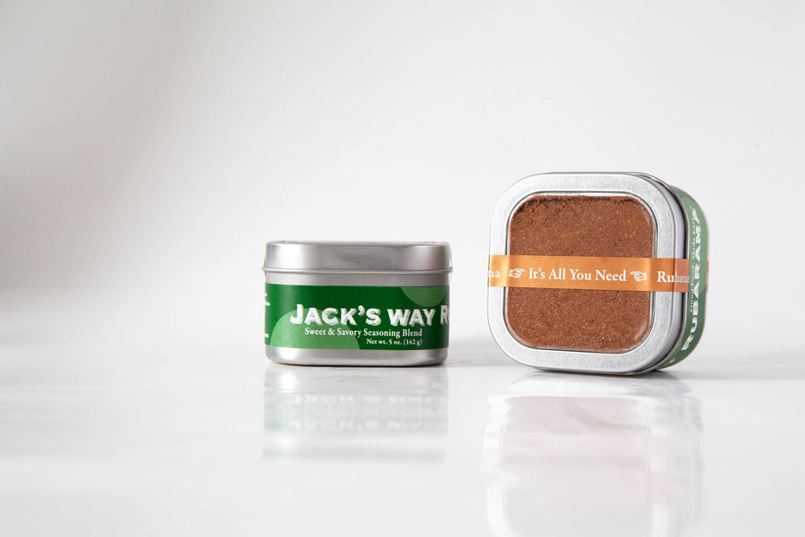 Jack's Way 5-Ounce Tin