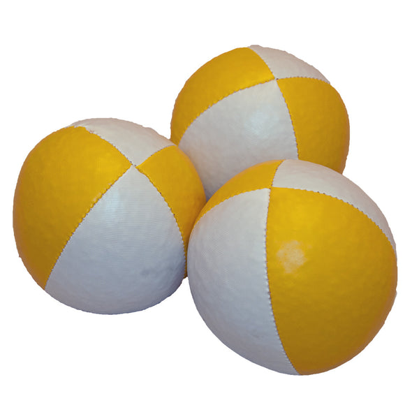 125 Gram Juggling Balls - Set of 3 Professional Style