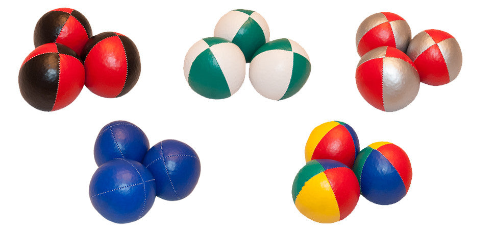 4-panel Juggling Ball