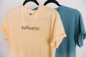 Authentic Tee