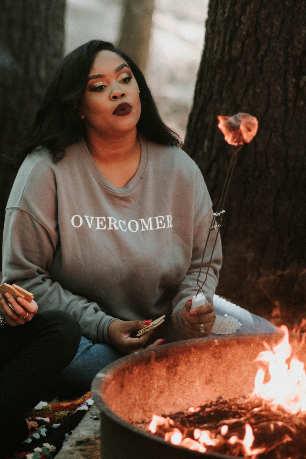 Overcomer Sweatshirt