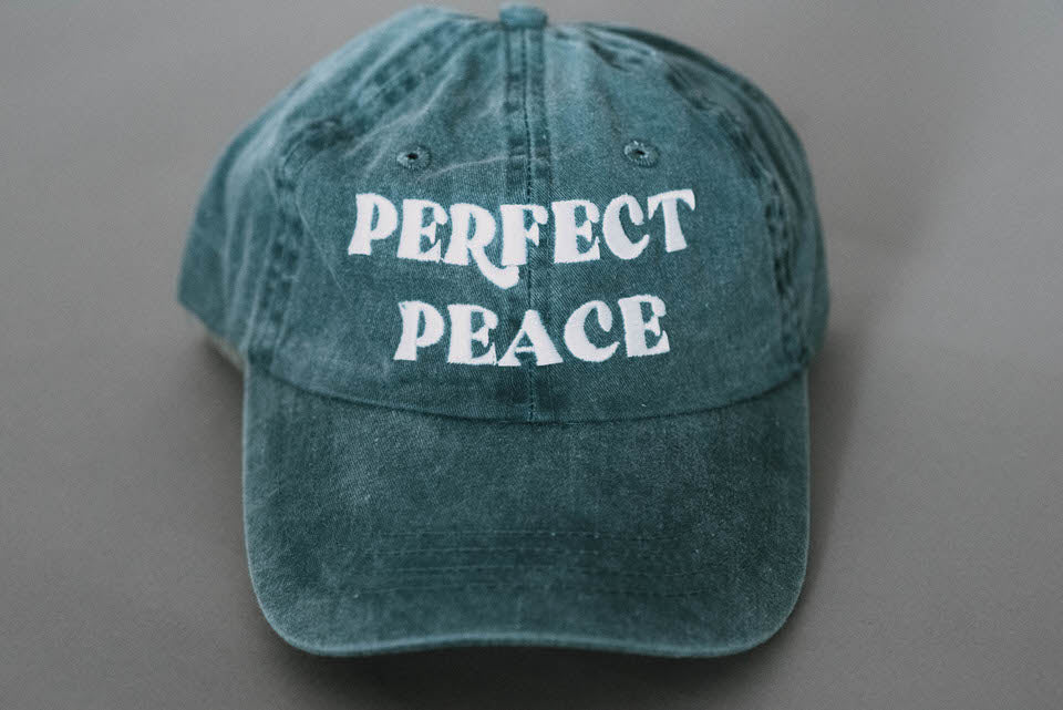 Perfect Peace Cap