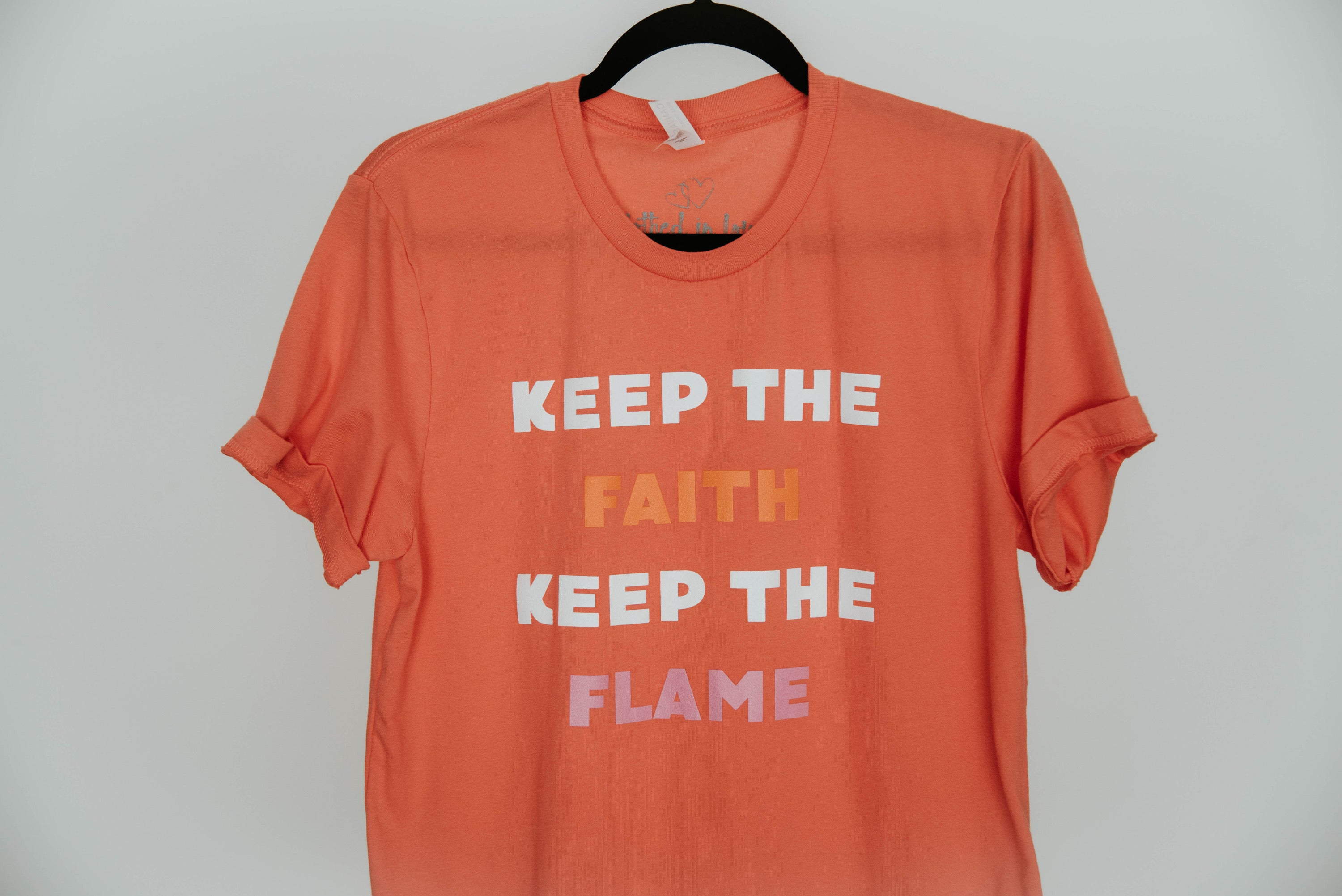 Keep the Faith Tee