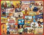 Cowboys 1000 Piece Jigsaw Puzzle