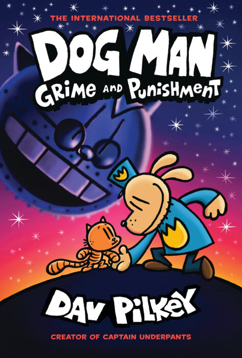 Dog Man #9: Grime and Punishment