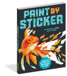 Paint By Sticker: A Magical New Art Form