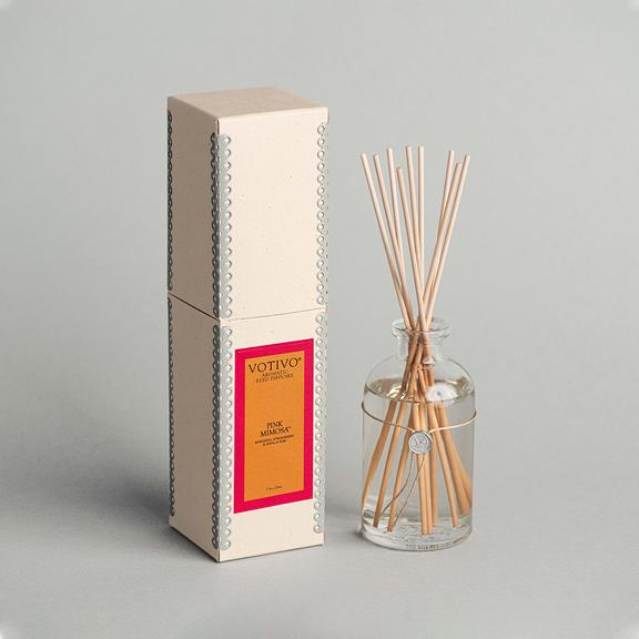 Aromatic Reed Diffuser Pink Mimosa
