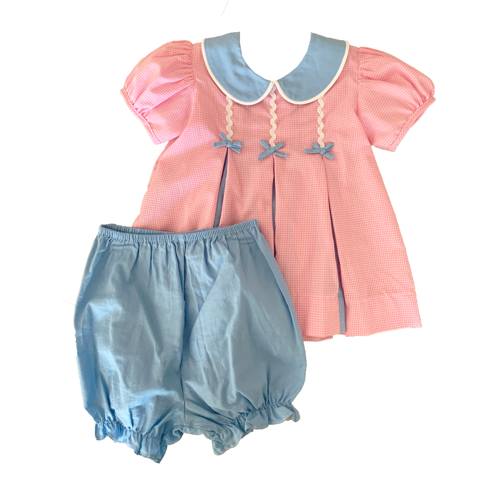 Belle Rose Bloomer Set - Make A Wish