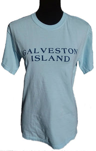 Chambray Galveston Streets Shirt