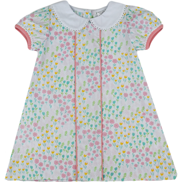 Josie Dress - Tulip Print