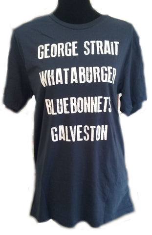 Navy Galveston Shirt