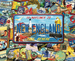 "Travel the USA ""New England"""