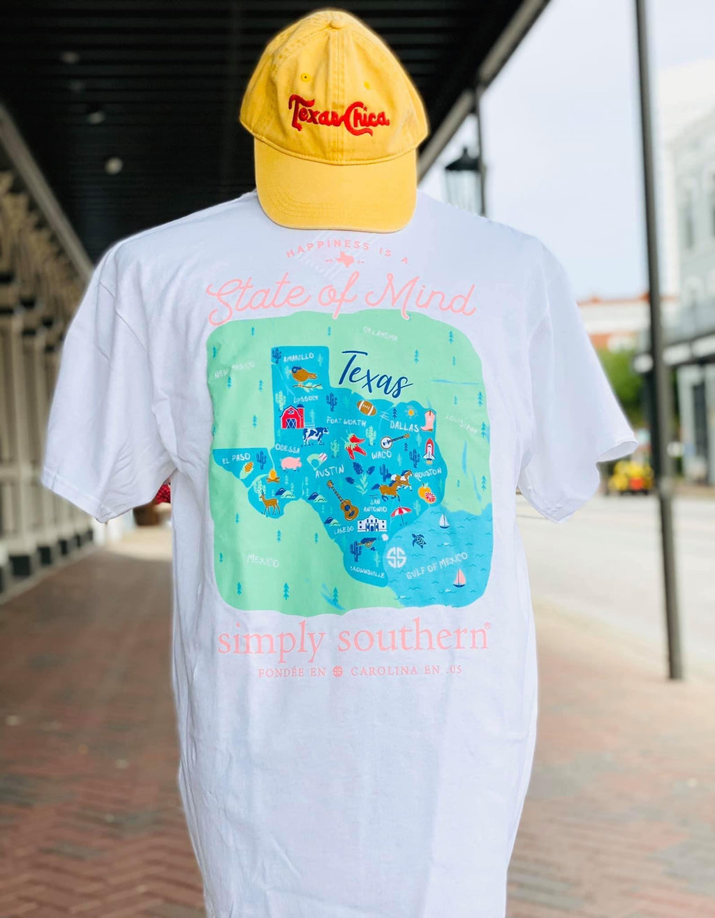 Texas Simply Southern Shirt