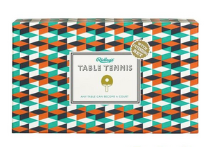 Ridley's Travel Table Tennis Set