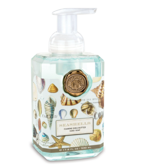 Seashells Foaming Hand Soap