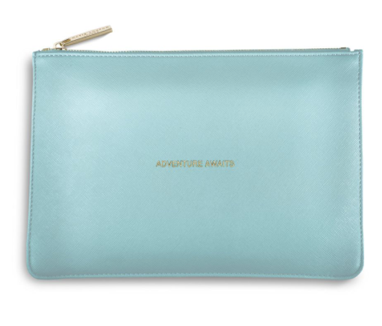 Adventure Awaits Perfect Pouch